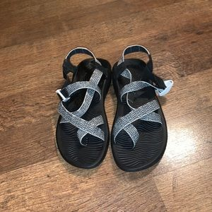 Women's Chaco Black & White Size 10